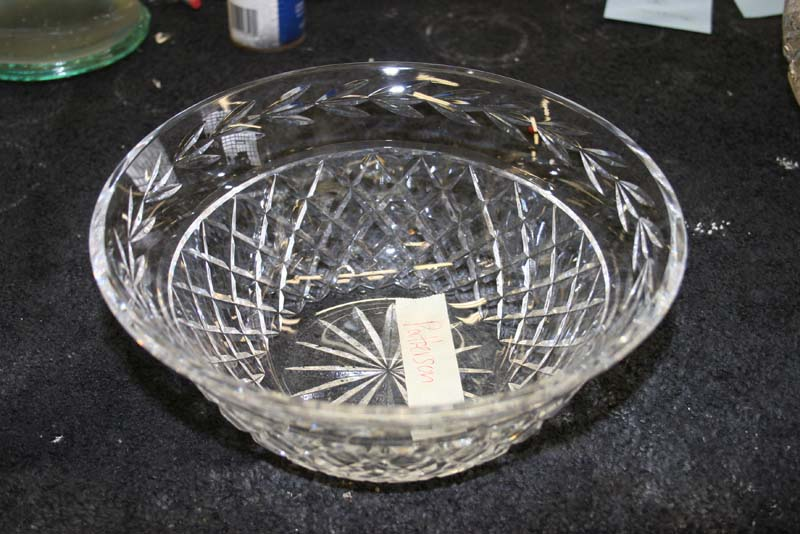 Waterford Bowl small chip